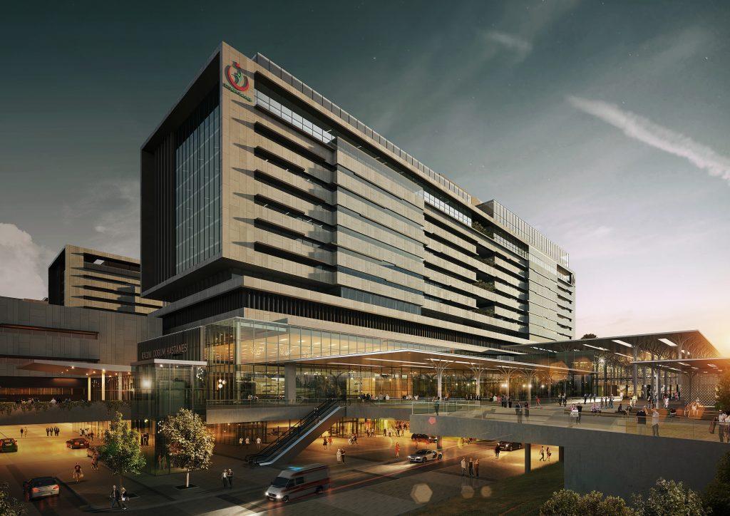 Istanbul Ikitelli City Hospital-3