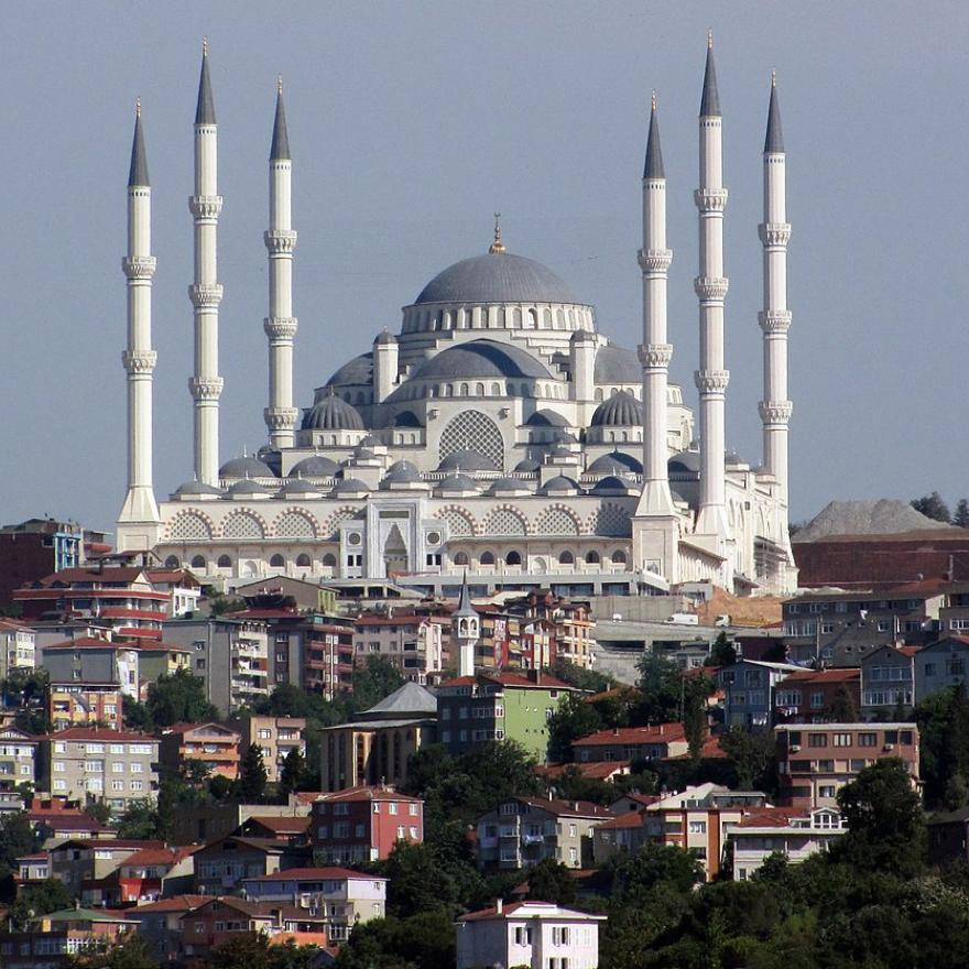 Çamlıca Mosque-1