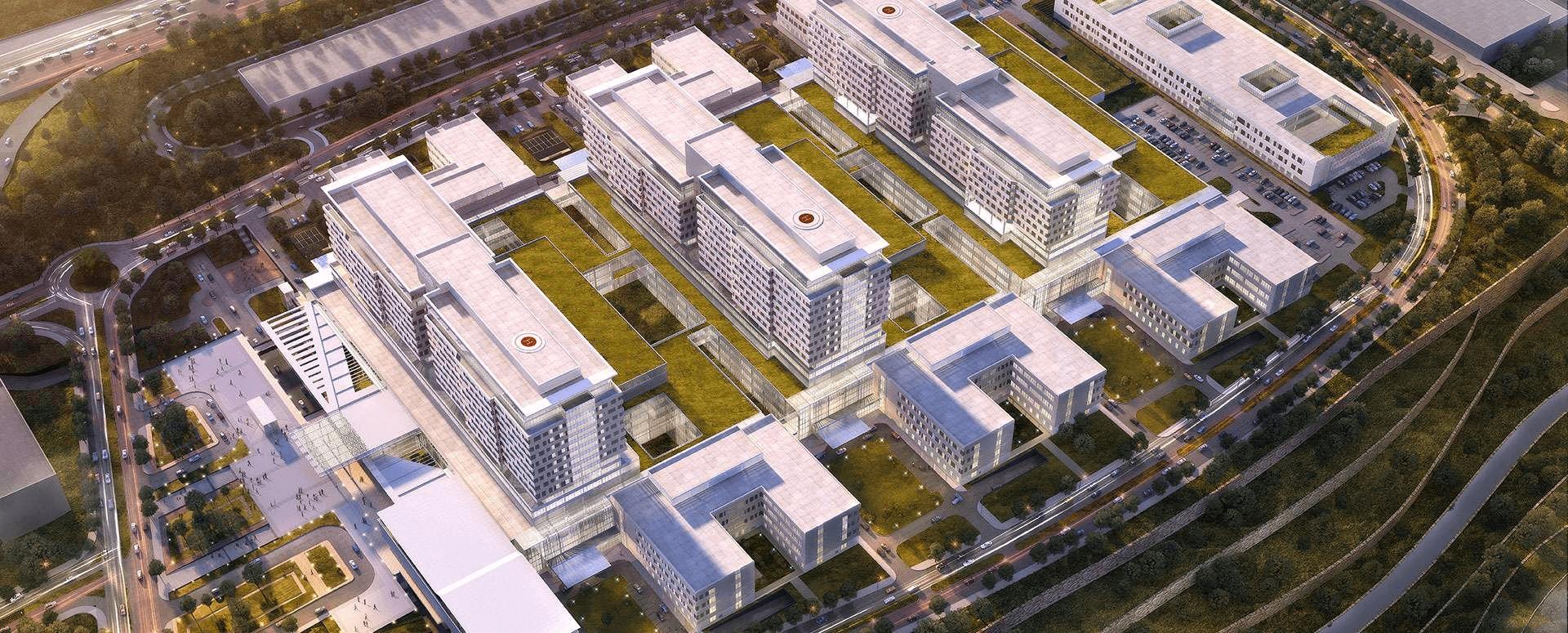 Istanbul Ikitelli City Hospital-1