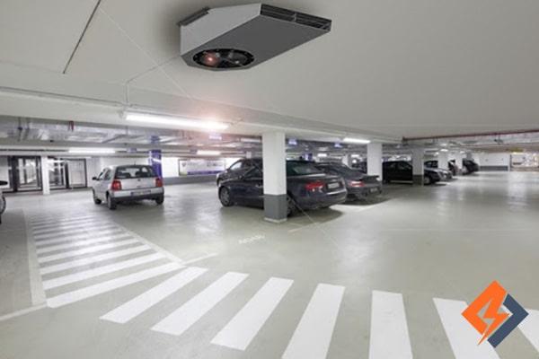 کارکرد سیستمهای تخلیه پارکینگ