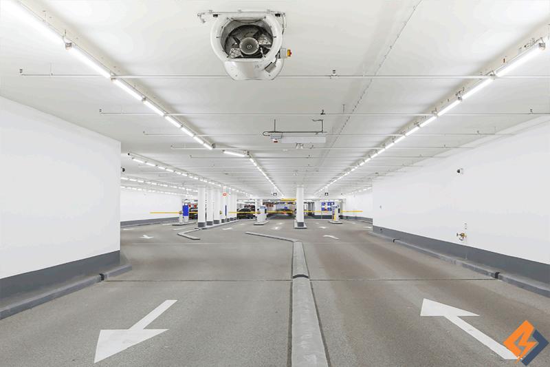 سیستم تهویه پارکینگ چیست