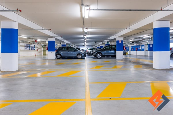 طراحی تهویه پارکینگ