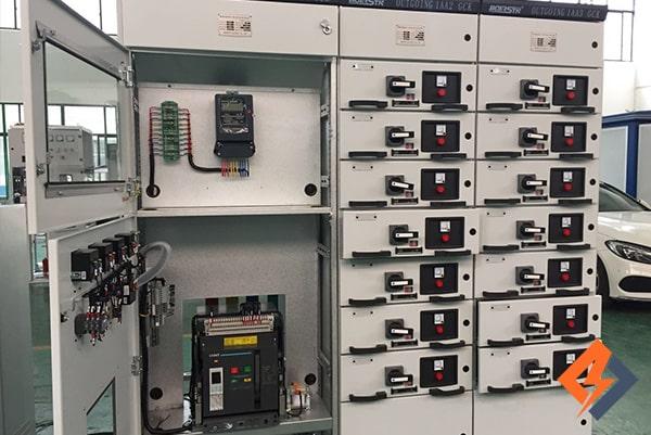انواع تابلو برق فرمان موتوری