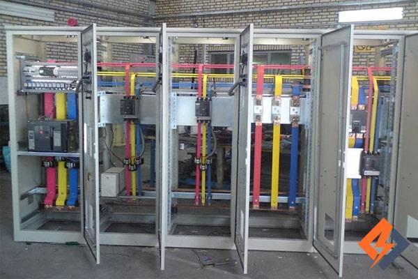 انواع تابلو برق صنعتی از نظر محل نصب